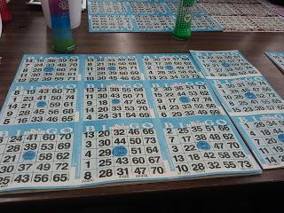 Minimum Wage Bingo