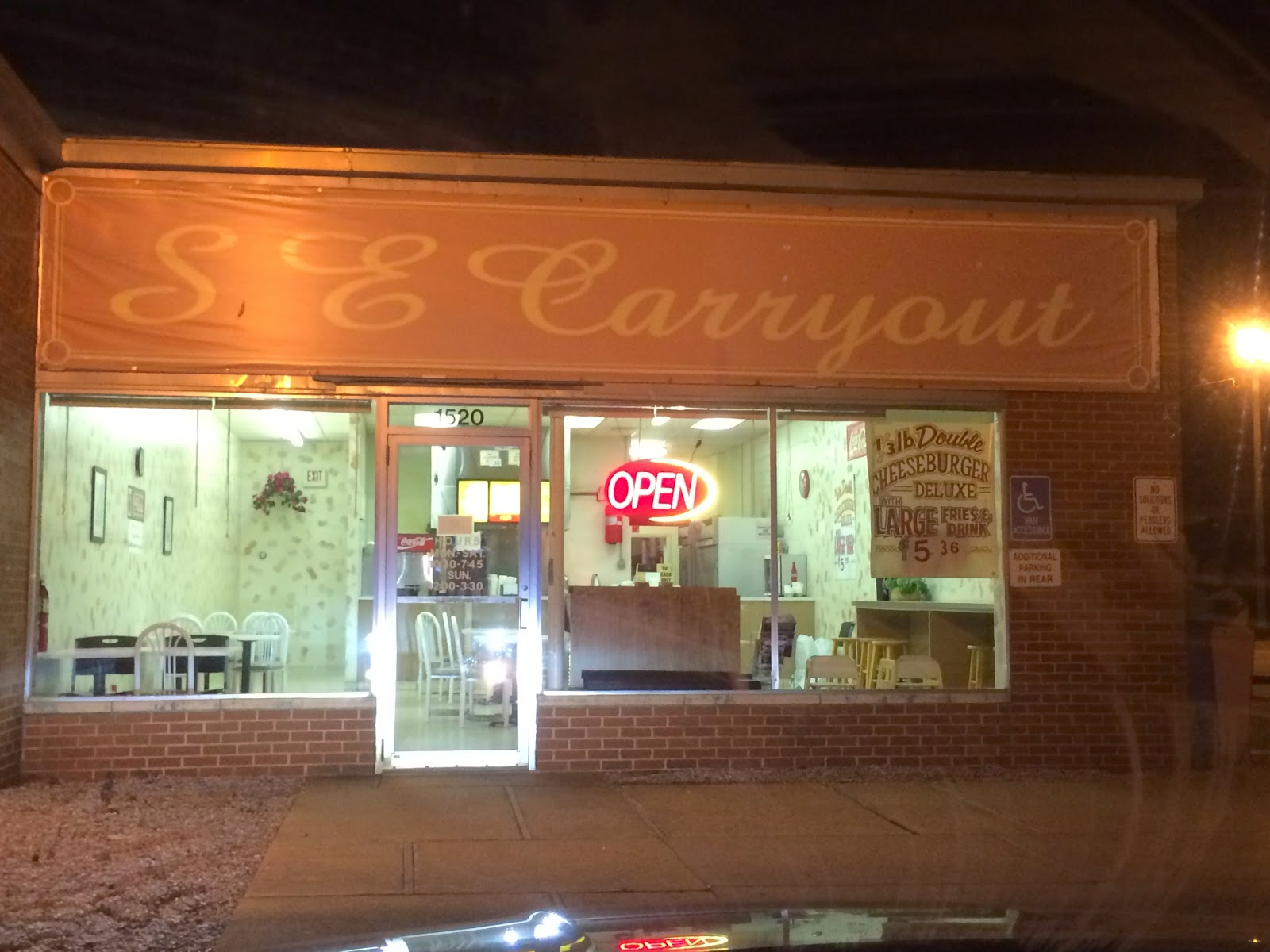 Southeast Carryout