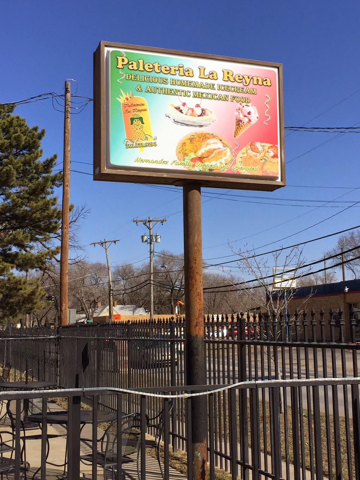 Paleteria La Reyna Review Wichita By E B
