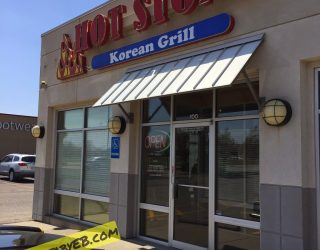 Hot Stone Korean Grill