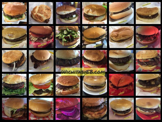 Best Burgers in Wichita