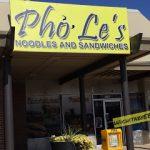 Pho Le's Noodles and Sandwiches