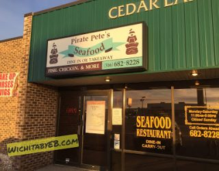 Pirate Pete's Seafood