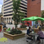 ICT Pop-Up Urban Park