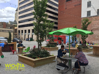 ICT Pop-Up Urban Park