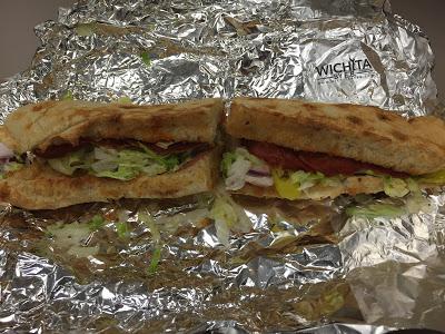 Ron Baker Sandwich