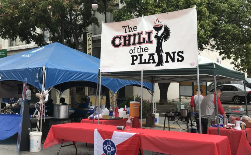 Wichita Wagonmasters Downtown Chili Cookoff