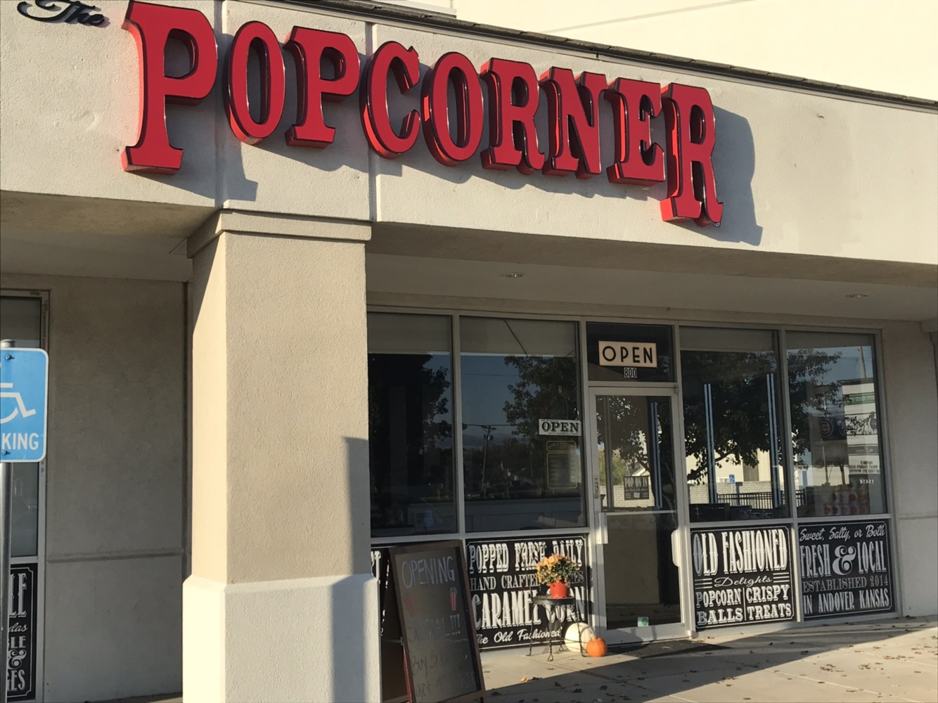 The Popcorner West