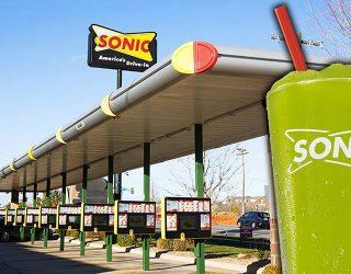 Sonic Pickle Slush