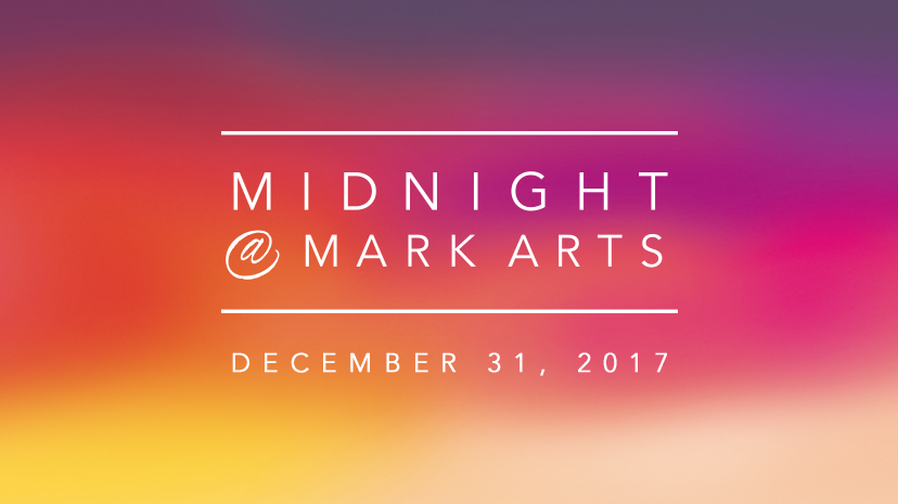 Mark Arts NYE