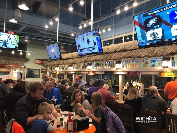 Hurricane Sports Grill