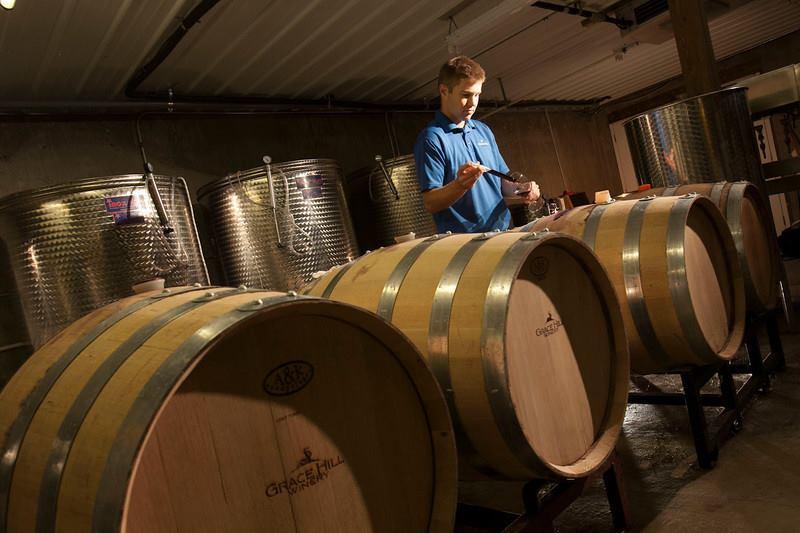 grace hill winery