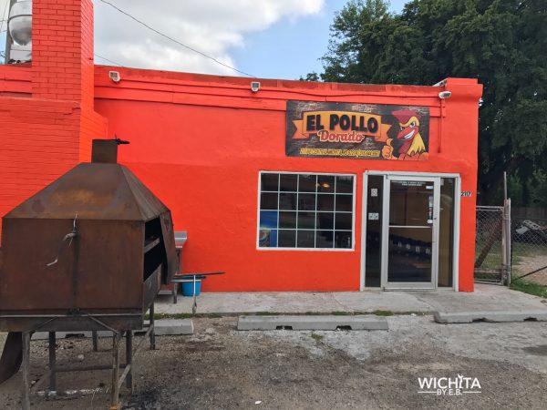 El Pollo Dorado al Carbón de Wichita