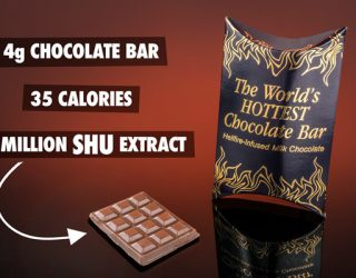 World's Hottest Chocolate