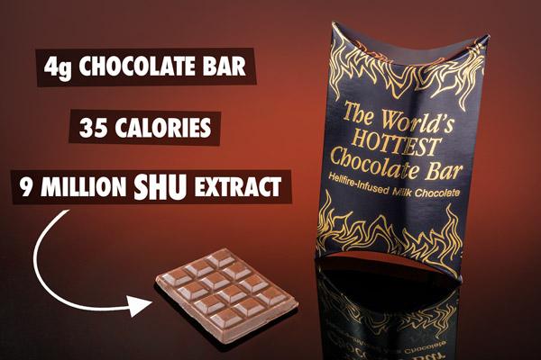 World S Spiciest Chocolate