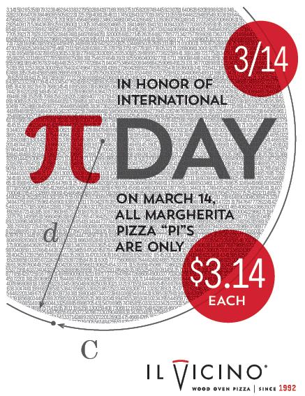 Il Vicino Pi Day