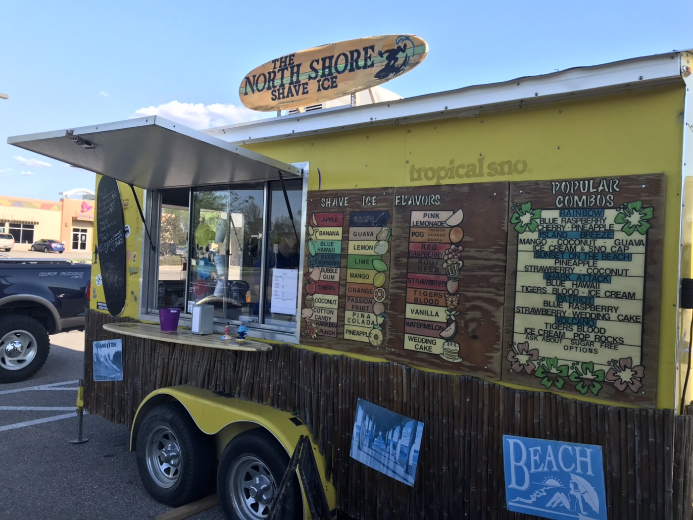 The North Shore Shave Ice