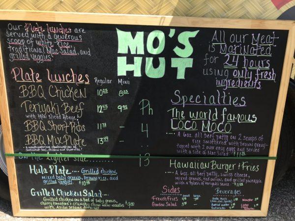 Mo's Hut