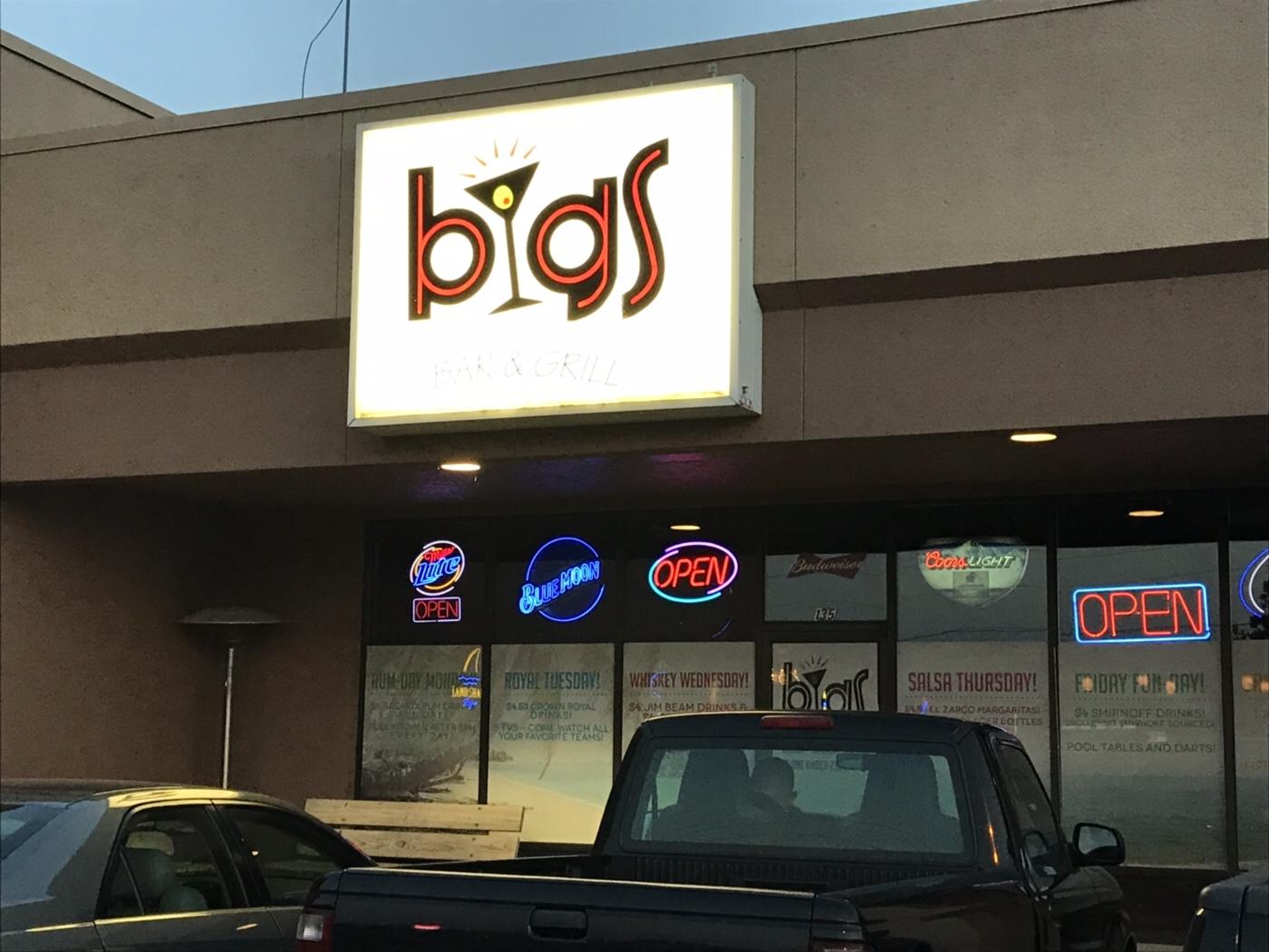 Bigs Bar & Grill