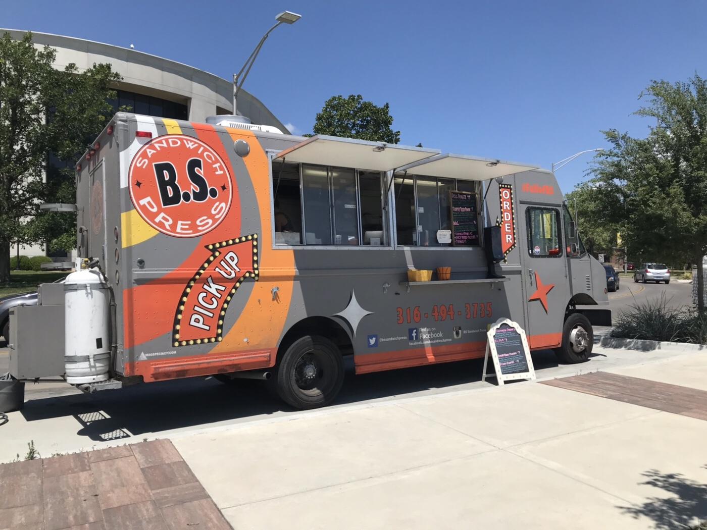 B.S. Sandwich Press