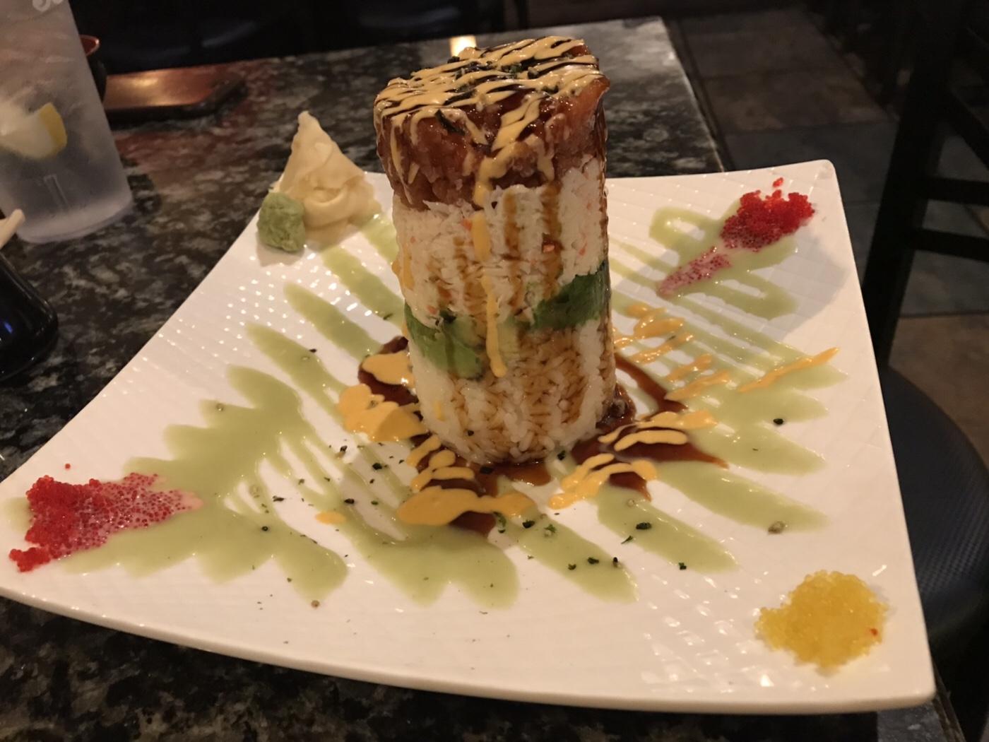 Wasabi Sushi Bar East