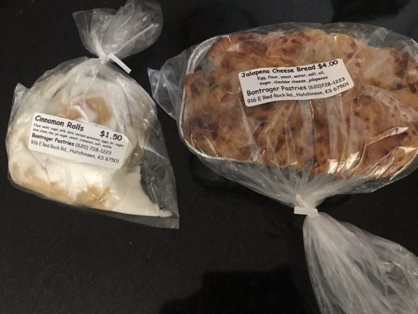 Bontrager Pastries