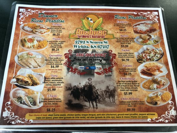 Anahuac Tortilleria Restaurant
