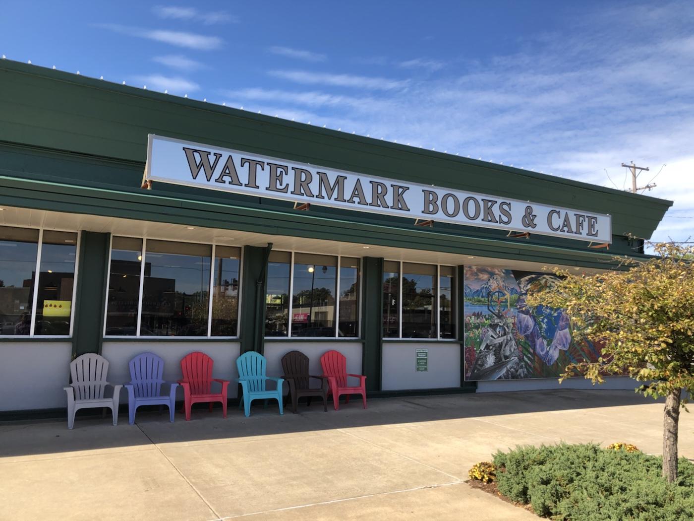 Watermark Books & Cafe
