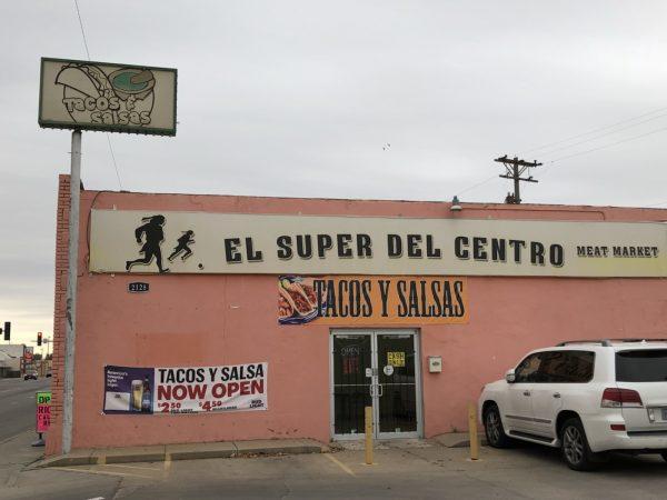 Tacos Y Salas