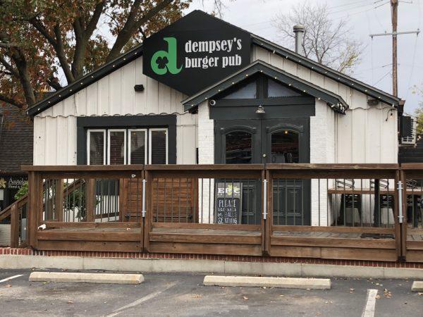 Dempseys Burger Pub