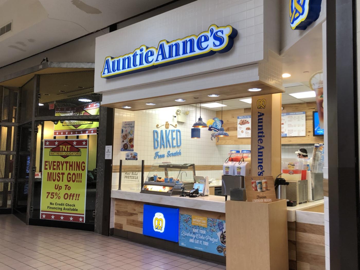 Auntie Anne's Pretzel Shop