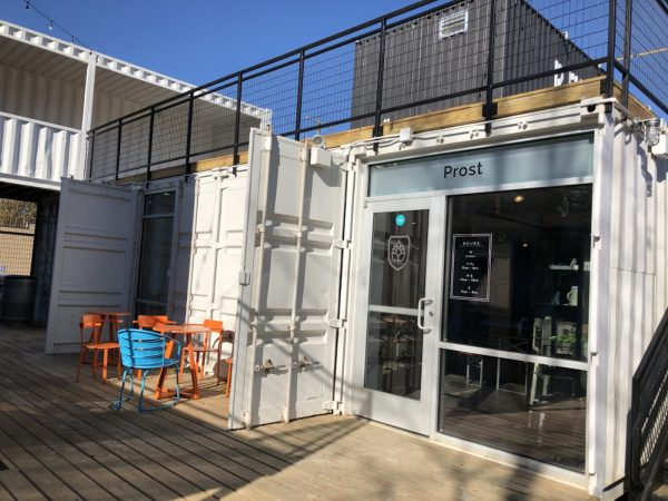 First Look At The New German Restaurant Prost Wichita By E B
