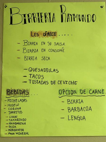 Birrieria Ocotlán