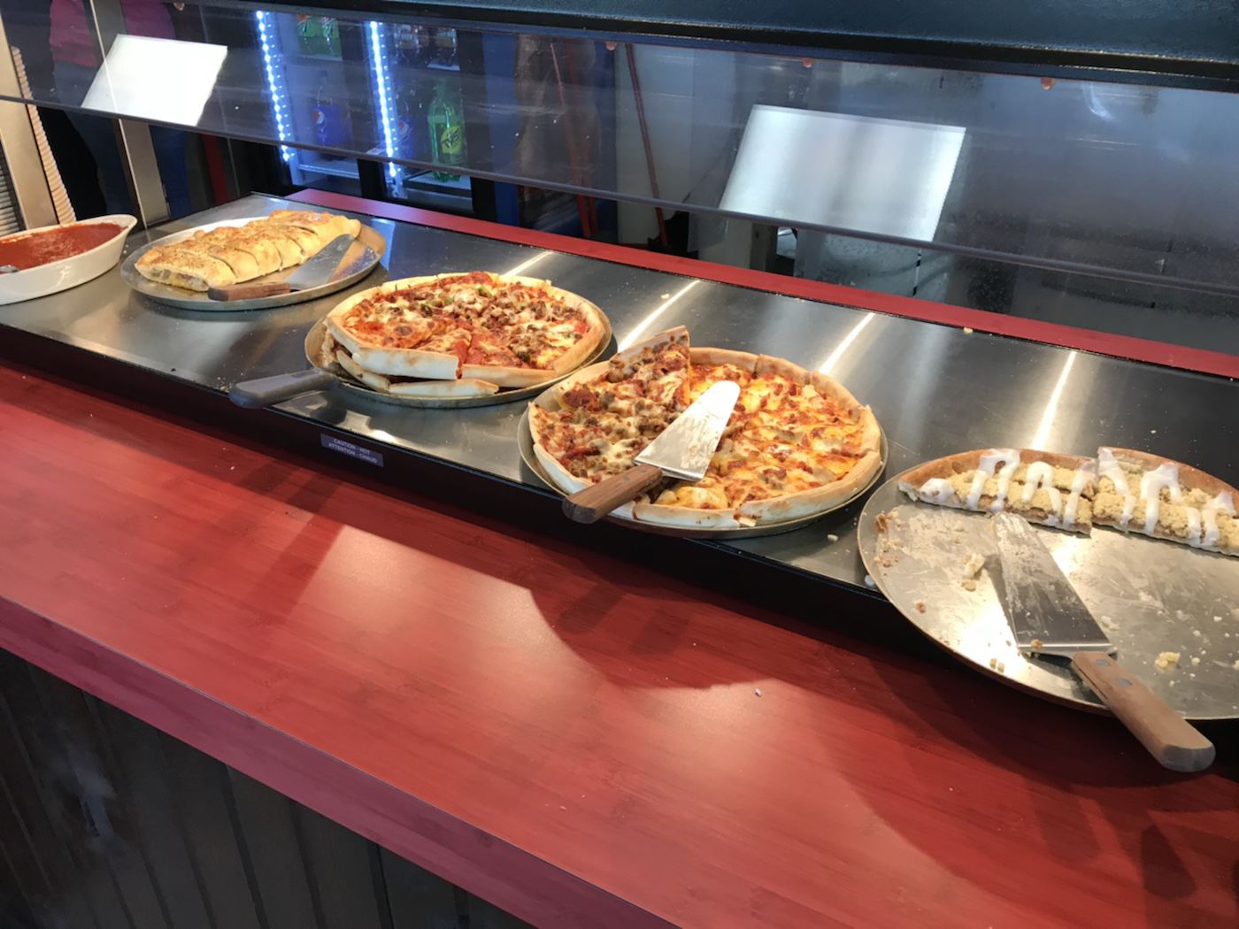 Surprising Gambinos Pizza Lunch Buffet Review Wichita By E B Home Interior And Landscaping Fragforummapetitesourisinfo