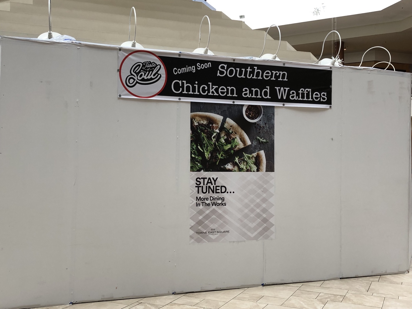 Taste of Soul Southern Chicken and Waffles