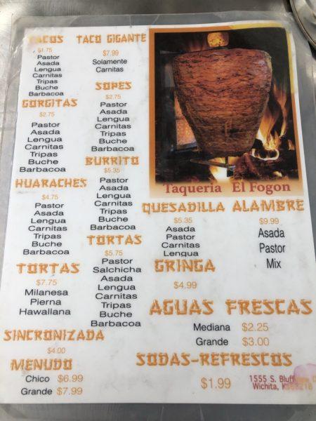 Taqueria El Fogon