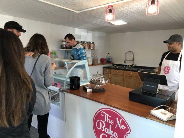 The No Bake Cafe