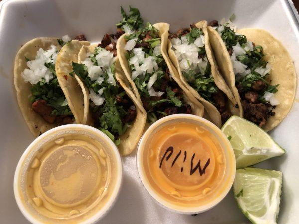 Tacos Fajitas