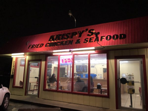 Krispy's Fried Chicken & Seafood