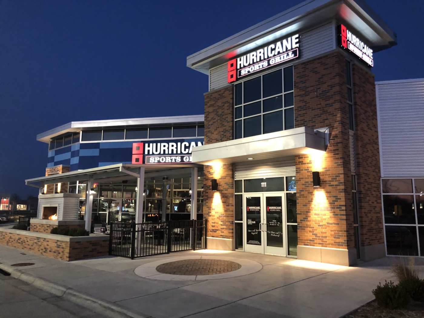 Hurricane Sports Grill and Wings
