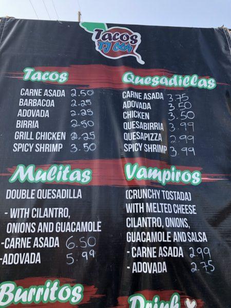 Tacos TJ