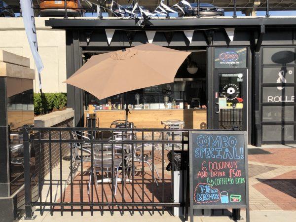 The Dapper Doughnut Revisited – Wichita By E B