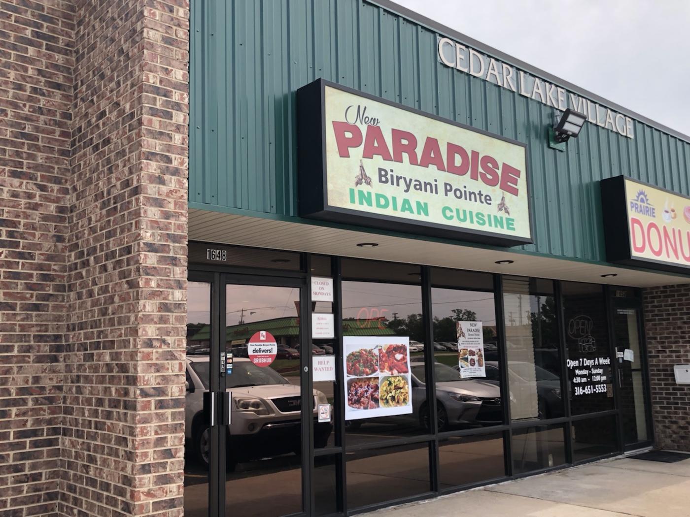 New Paradise Biryani Pointe