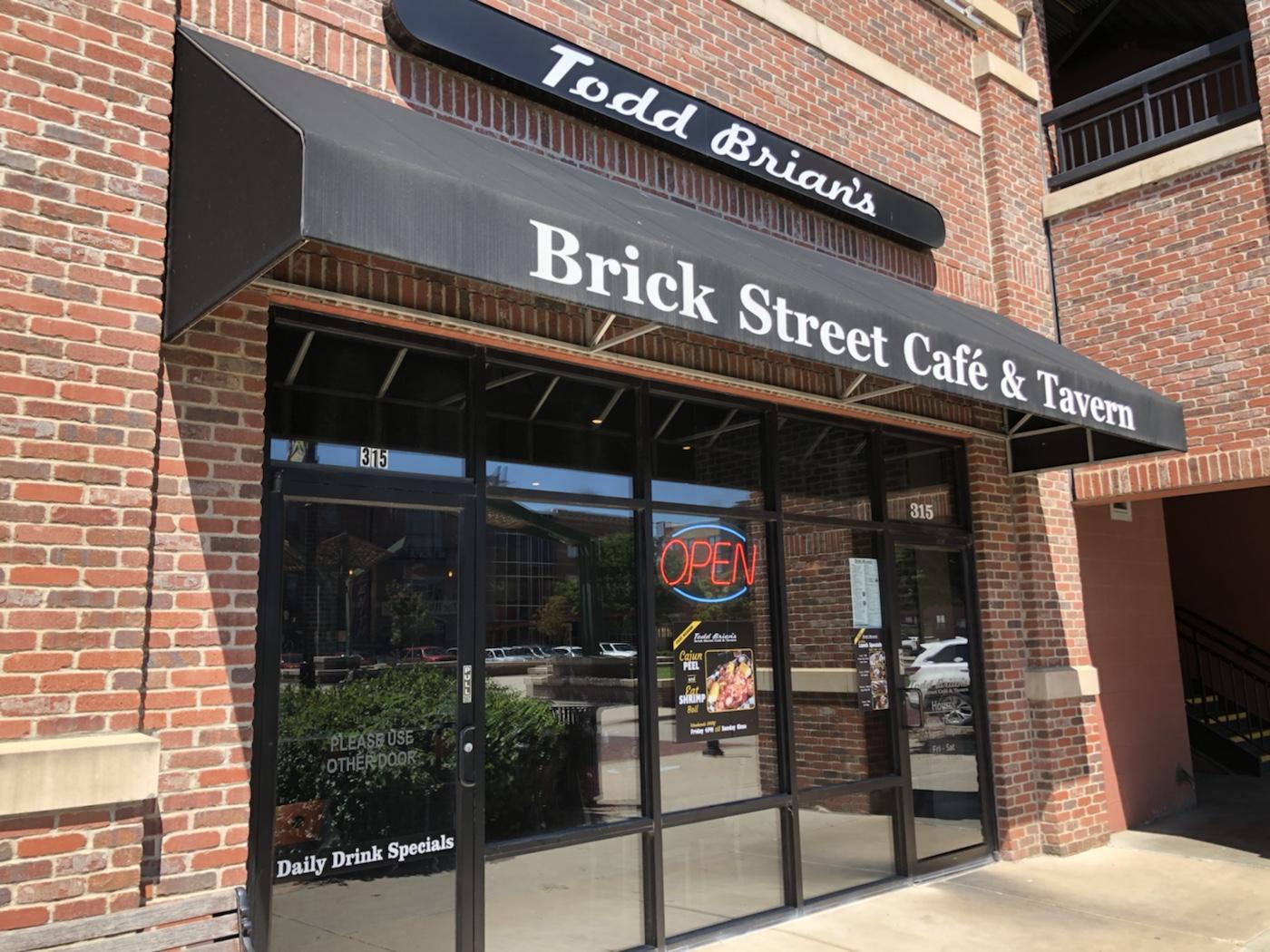 Todd Brian's Brick Street Cafe & Tavern