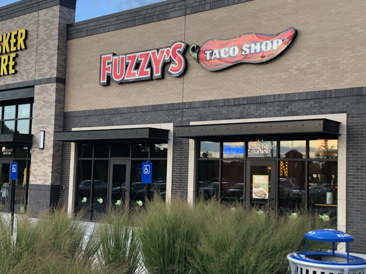 Fuzzy's Taco Shop at WSU