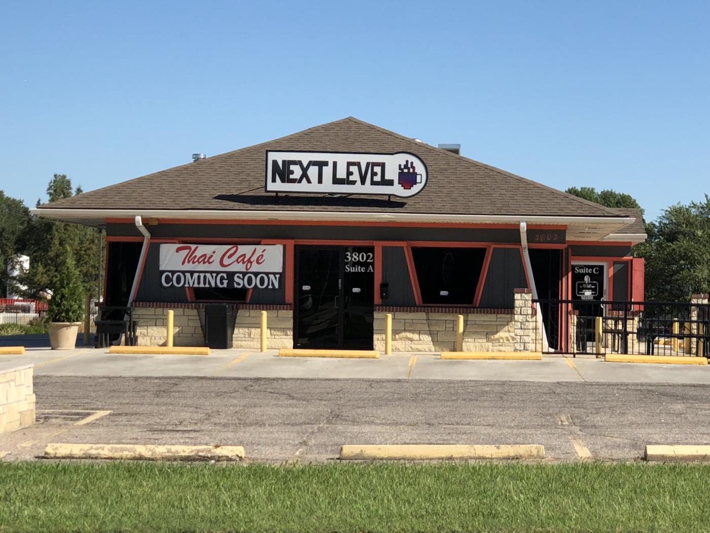 Next Level Cafe