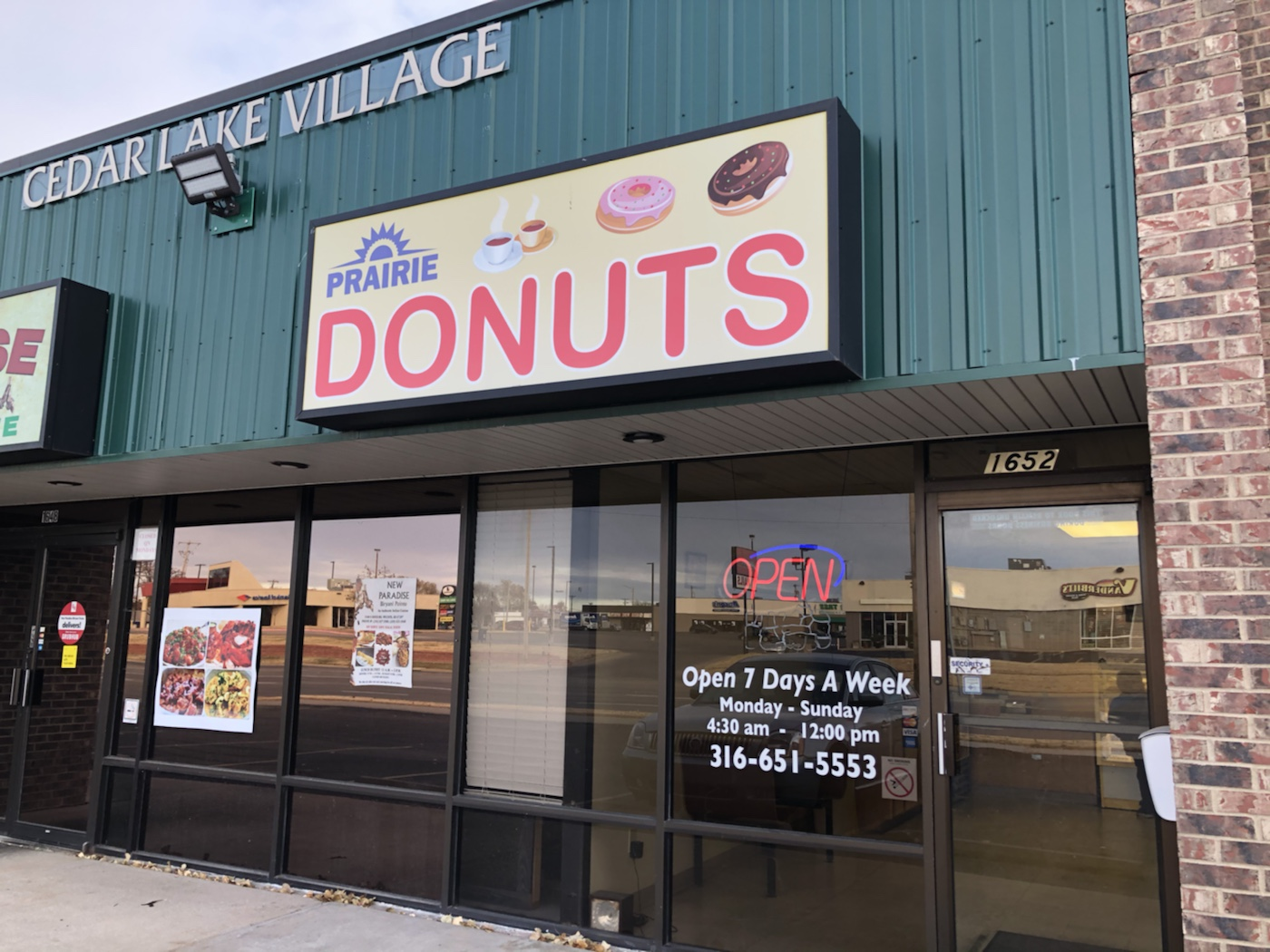 Prairie Donuts