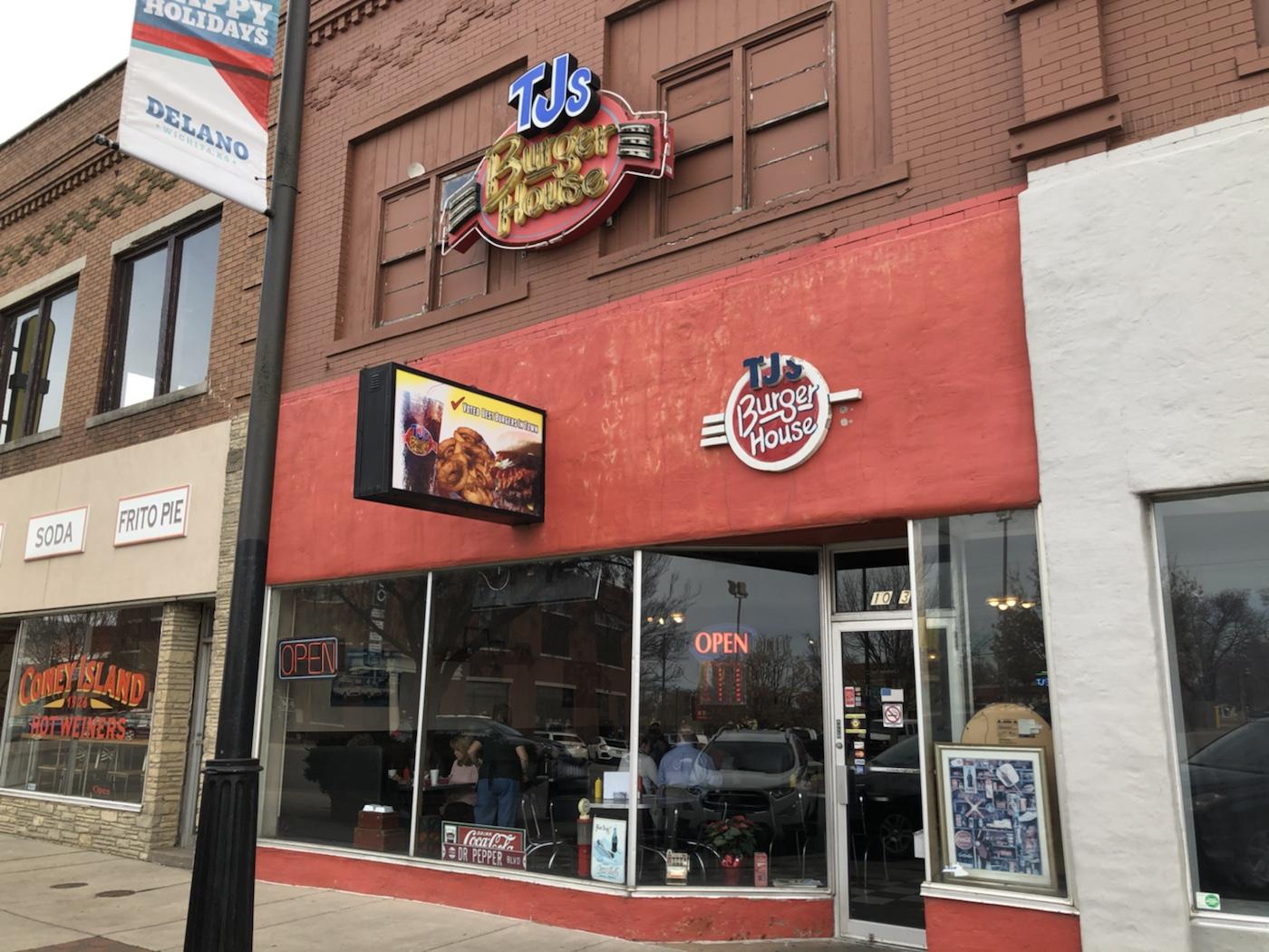 TJ's Burger House