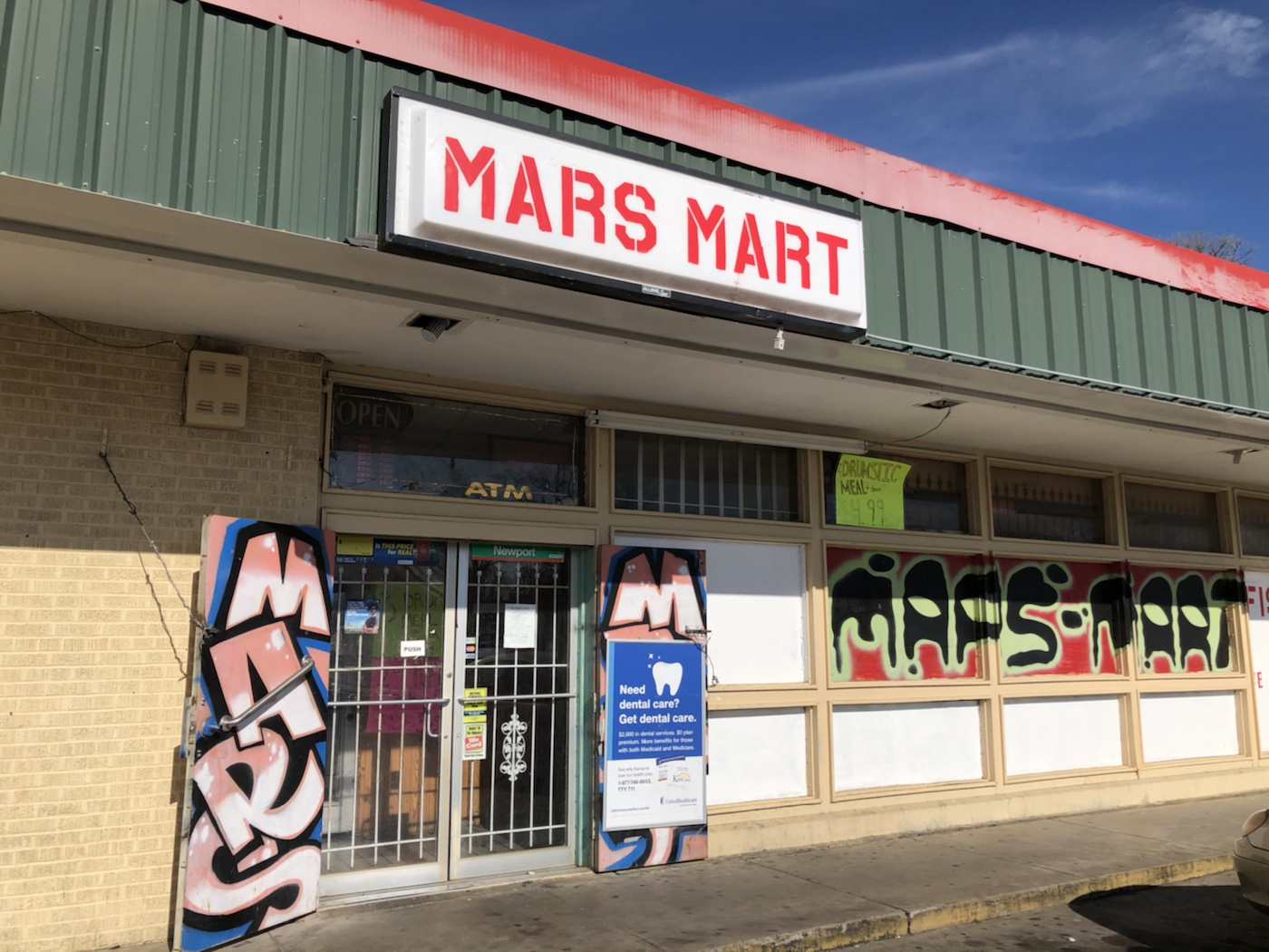 Mar's Mart