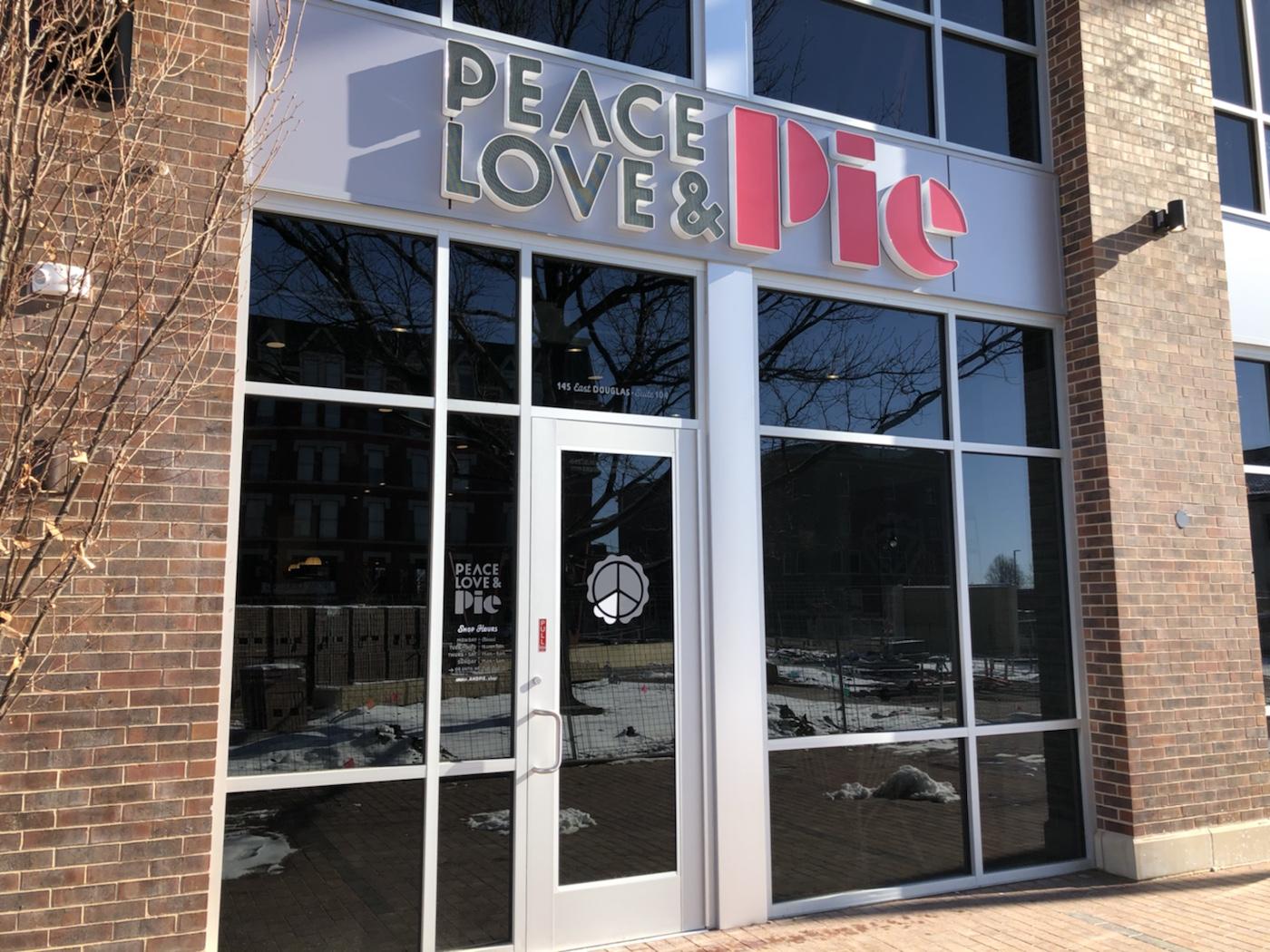 Peace Love & Pie